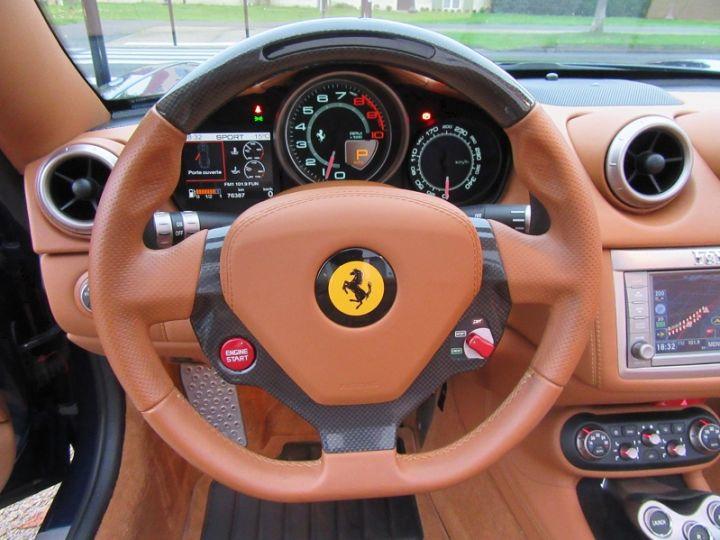 Ferrari California V8 4.3 460CH BLEU Occasion - 14