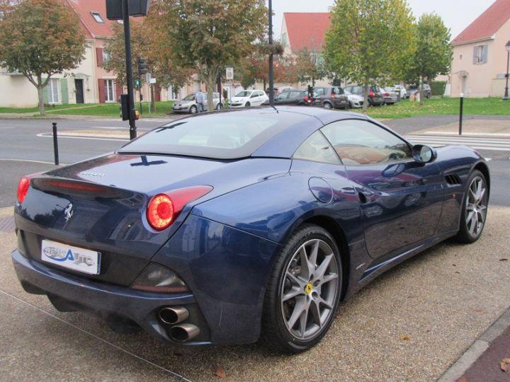 Ferrari California V8 4.3 460CH BLEU Occasion - 16