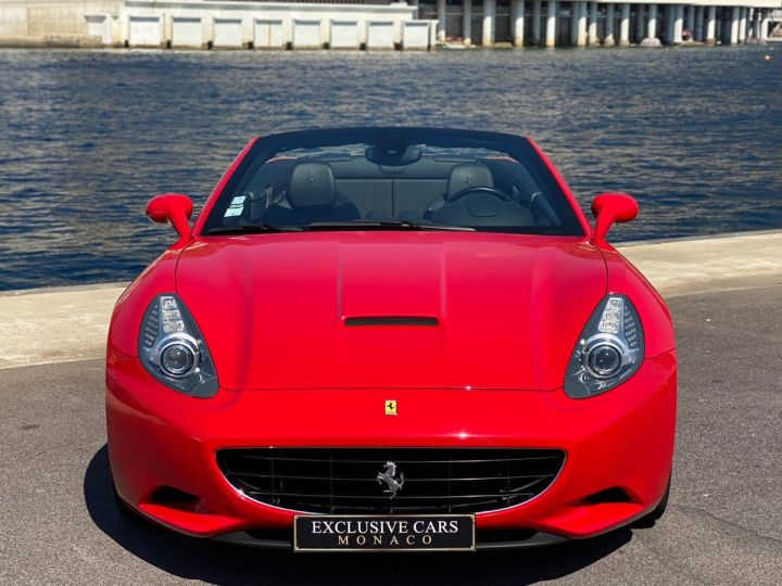 Ferrari California V8 F1 2+2 460 CV - MONACO Rosso Corsa - 2