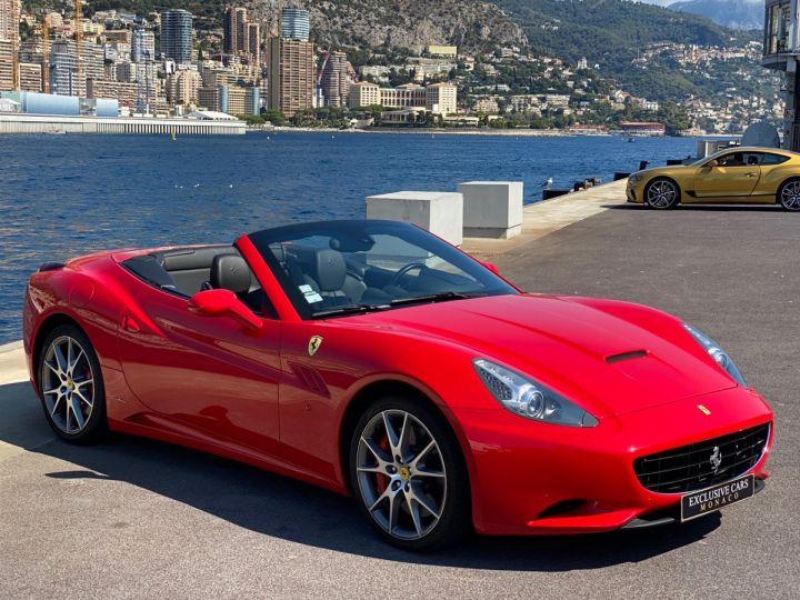 Ferrari California V8 F1 2+2 460 CV - MONACO Rosso Corsa - 3