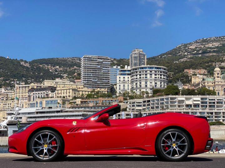 Ferrari California V8 F1 2+2 460 CV - MONACO Rosso Corsa - 5
