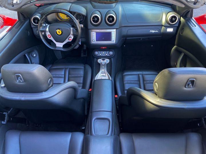 Ferrari California V8 F1 2+2 460 CV - MONACO Rosso Corsa - 7