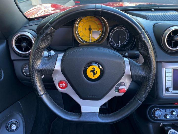 Ferrari California V8 F1 2+2 460 CV - MONACO Rosso Corsa - 12