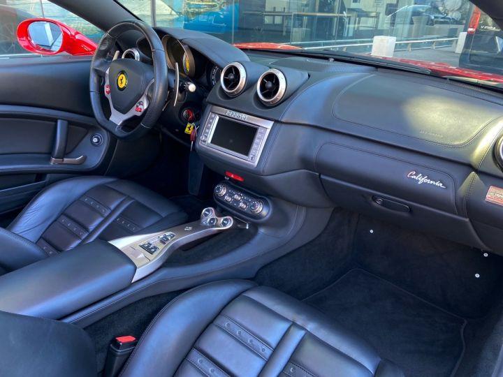 Ferrari California V8 F1 2+2 460 CV - MONACO Rosso Corsa - 13