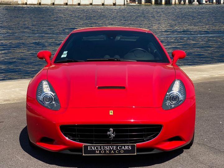 Ferrari California V8 F1 2+2 460 CV - MONACO Rosso Corsa - 17