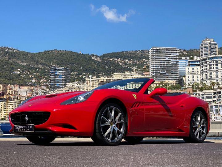 Ferrari California V8 F1 2+2 460 CV - MONACO Rosso Corsa - 19