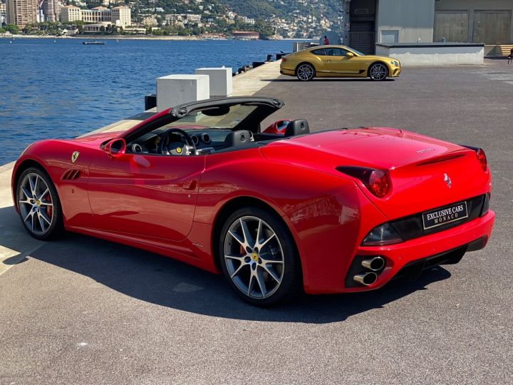 Ferrari California V8 F1 2+2 460 CV - MONACO Rosso Corsa - 21
