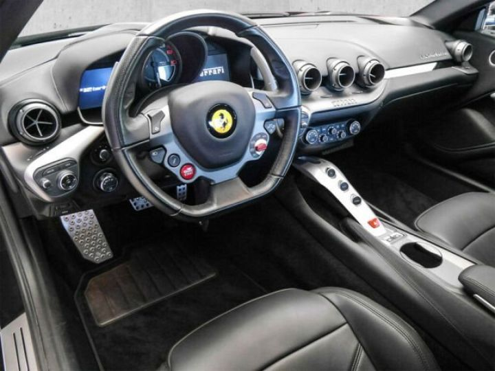 Ferrari F12 Berlinetta Grigio Granito métal - 6