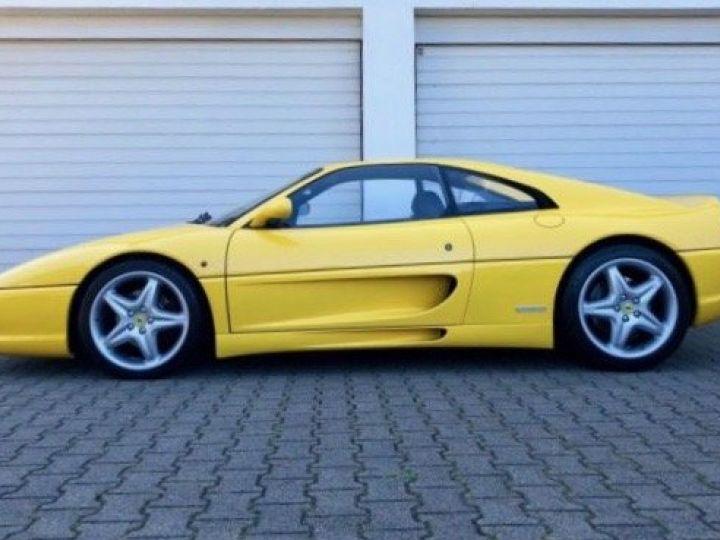 Ferrari F355 GTB  jaune giallo Modena - 2