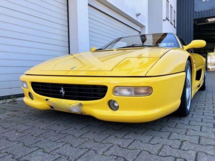 Ferrari F355 GTB  jaune giallo Modena - 5