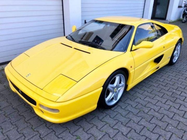 Ferrari F355 GTB  jaune giallo Modena - 6