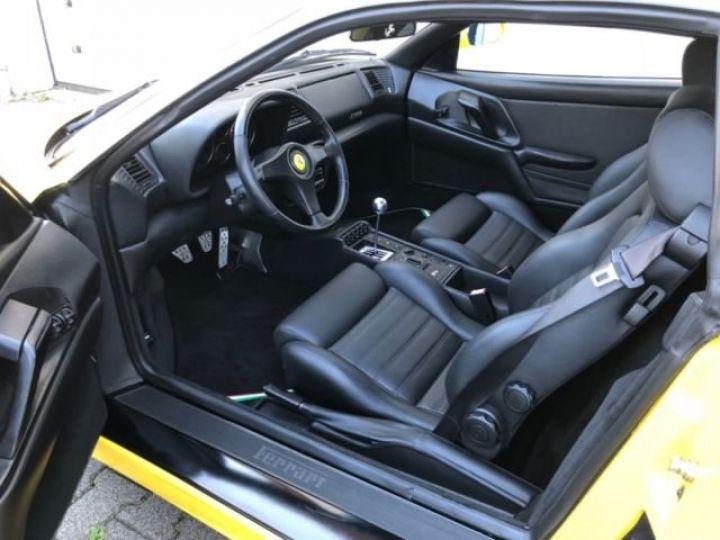 Ferrari F355 GTB  jaune giallo Modena - 14