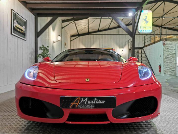 Ferrari F430 COUPE 4.3 V8 490 CV F1 Rouge - 3