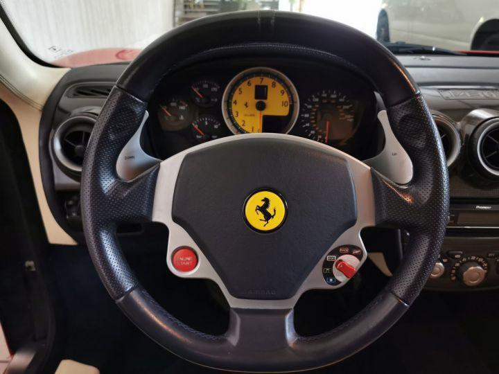 Ferrari F430 COUPE 4.3 V8 490 CV F1 Rouge - 7