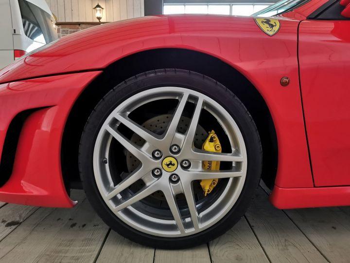 Ferrari F430 COUPE 4.3 V8 490 CV F1 Rouge - 17