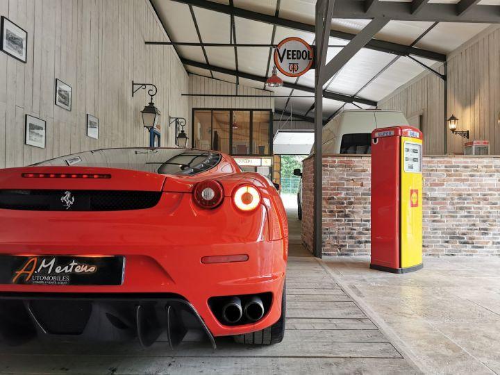 Ferrari F430 COUPE 4.3 V8 490 CV F1 Rouge - 20