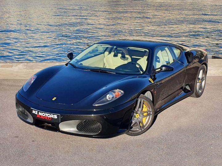 Ferrari F430 COUPE V8 F1 60TH ANNIVERSARY Nero Daytona Vendu - 3