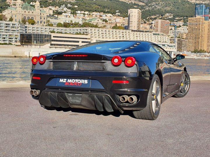 Ferrari F430 COUPE V8 F1 60TH ANNIVERSARY Nero Daytona Vendu - 9