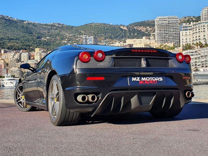 Ferrari F430 COUPE V8 F1 60TH ANNIVERSARY Nero Daytona Vendu - 12
