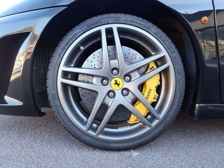 Ferrari F430 COUPE V8 F1 60TH ANNIVERSARY Nero Daytona Vendu - 21