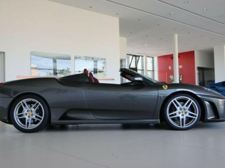 Ferrari F430 Spider Grigio Silverstone métal - 3