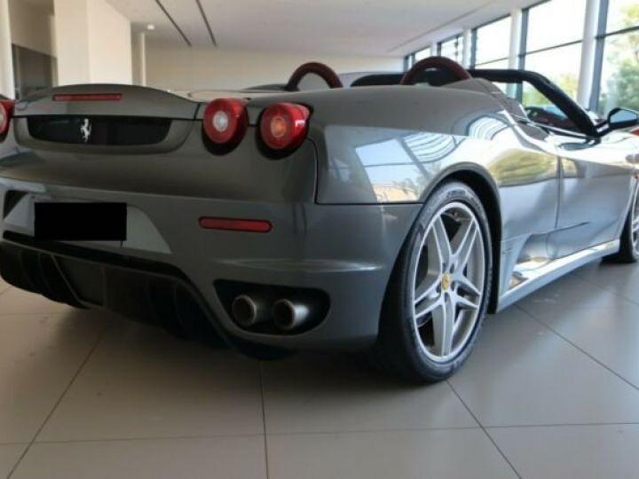 Ferrari F430 Spider Grigio Silverstone métal - 4
