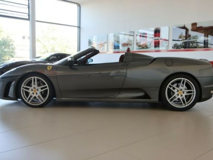 Ferrari F430 Spider Grigio Silverstone métal - 6
