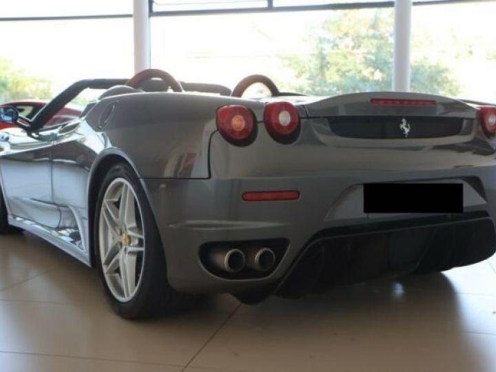 Ferrari F430 Spider Grigio Silverstone métal - 7