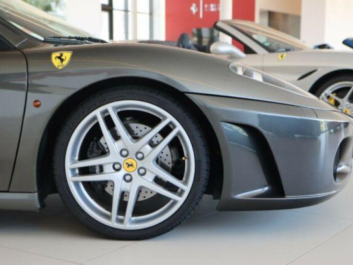 Ferrari F430 Spider Grigio Silverstone métal - 9