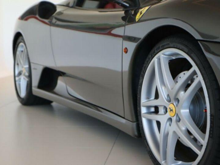 Ferrari F430 Spider Grigio Silverstone métal - 13
