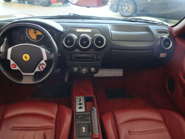 Ferrari F430 Spider Grigio Silverstone métal - 20
