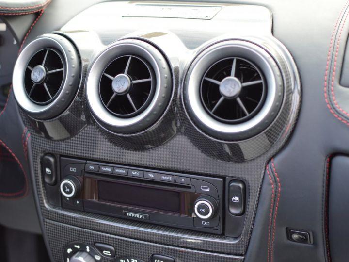 Ferrari F430 Spider RARISSIME FERRARI F430 SPIDER 4.3 V8 490ch BOITE MECANIQUE ROSSO ECUSSON DAYTONA CARBONE COLLECTOR ROSSO CORSA - 8