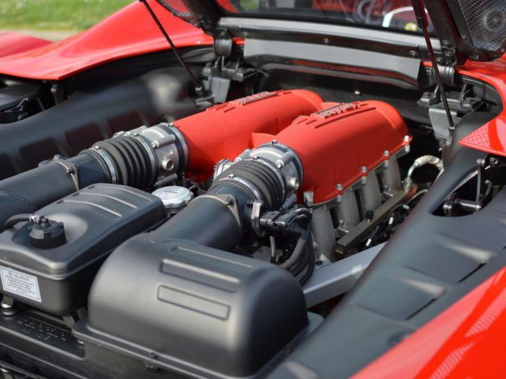 Ferrari F430 Spider RARISSIME FERRARI F430 SPIDER 4.3 V8 490ch BOITE MECANIQUE ROSSO ECUSSON DAYTONA CARBONE COLLECTOR ROSSO CORSA - 18