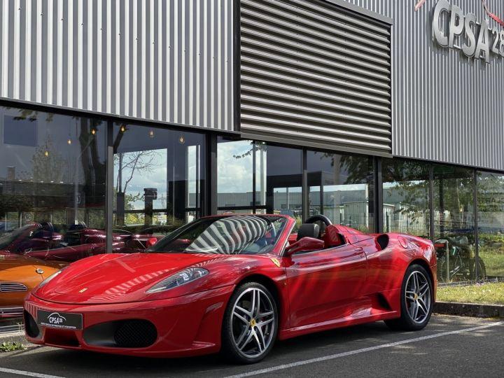 Ferrari F430 Spider spider f1 rosso corsa - 1