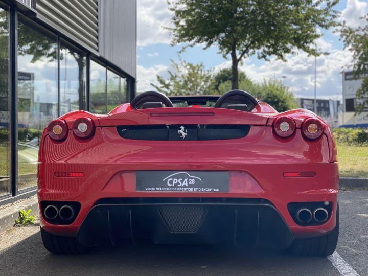 Ferrari F430 Spider spider f1 rosso corsa - 6