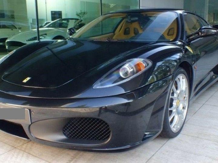 Ferrari F430 V8 F1 noir métal - 1