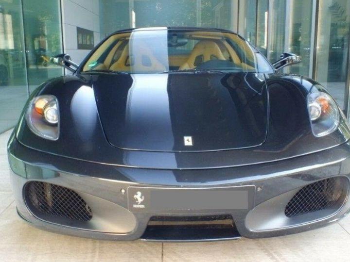 Ferrari F430 V8 F1 noir métal - 2