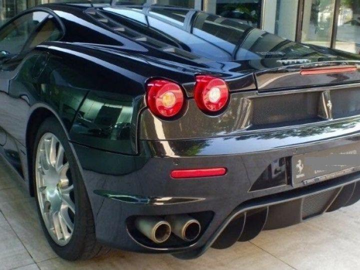 Ferrari F430 V8 F1 noir métal - 5
