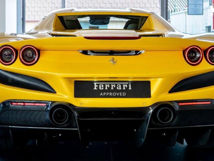 Ferrari F8 Tributo F8 Spider GIALLO TRIPLO STRATO Jaune - 3