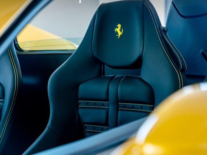 Ferrari F8 Tributo F8 Spider GIALLO TRIPLO STRATO Jaune - 5