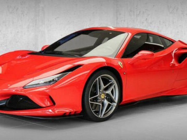 Ferrari F8 Tributo #Sièges Racing#Liftsystem#carbone Rosso Scuderia - 1