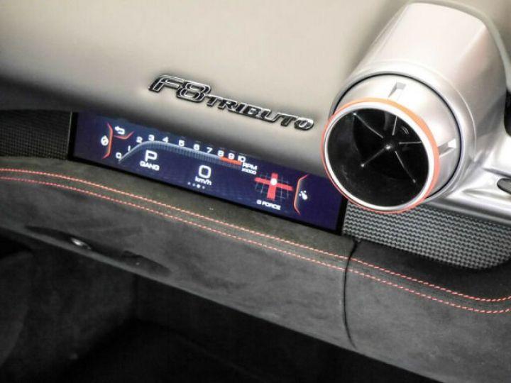 Ferrari F8 Tributo #Sièges Racing#Liftsystem#carbone Rosso Scuderia - 11