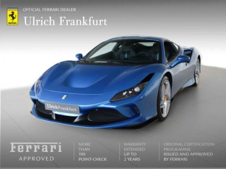 Ferrari F8 Tributo V8 3.9 bi-turbo  Blu Corsa - 1