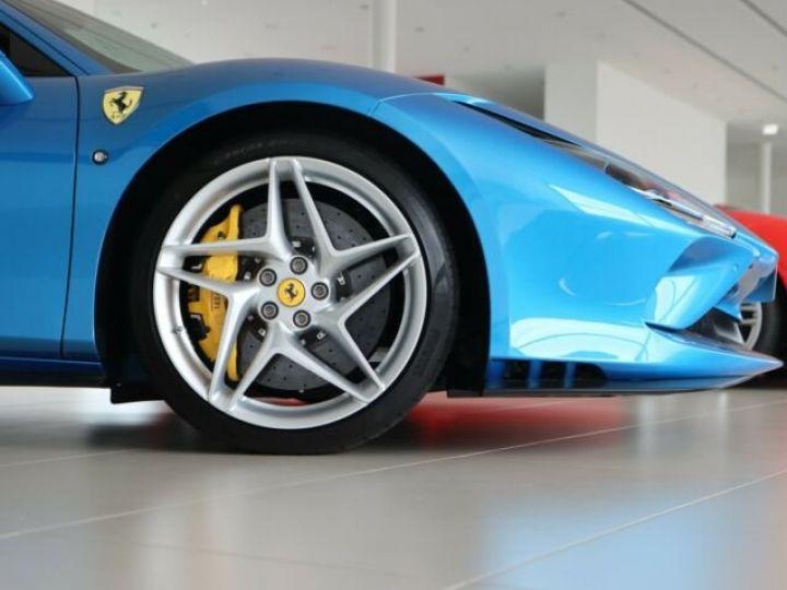 Ferrari F8 Tributo V8 3.9 bi-turbo  Blu Corsa - 19