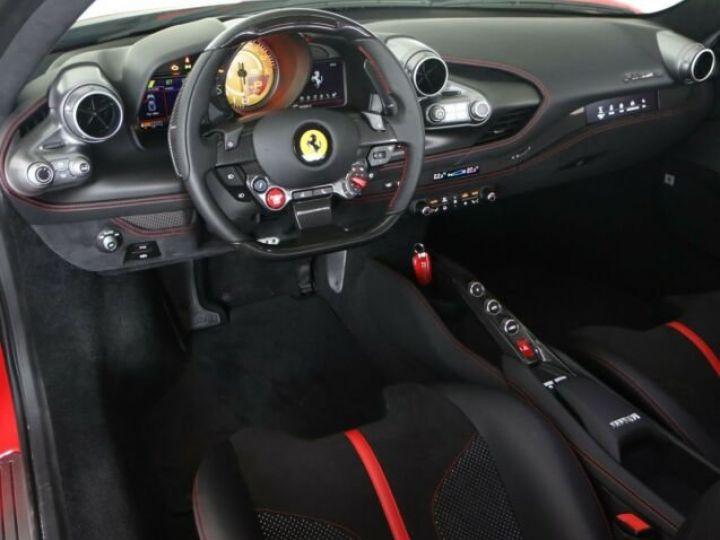 Ferrari F8 Tributo V8 3.9 Bi-turbo 721 Ch Rosso Corsa - 7