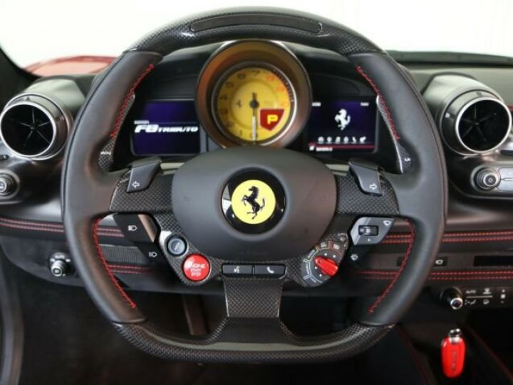 Ferrari F8 Tributo V8 3.9 Bi-turbo 721 Ch Rosso Corsa - 8