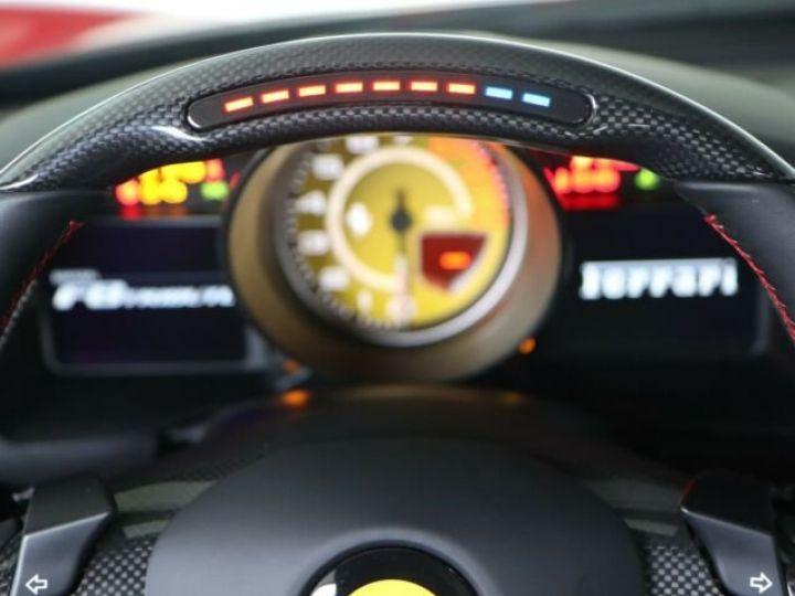 Ferrari F8 Tributo V8 3.9 Bi-turbo 721 Ch Rosso Corsa - 10