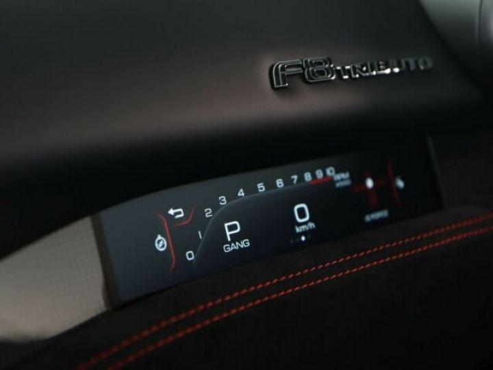 Ferrari F8 Tributo V8 3.9 Bi-turbo 721 Ch Rosso Corsa - 17