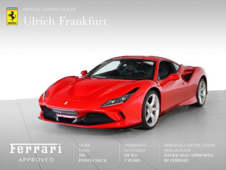 Ferrari F8 Tributo V8 3.9 Turbo Rosso Corsa - 1