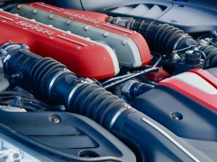 Ferrari FF Ferrari FF V12 6.3 660ch GPS/ 4X4 / Garantie 12 MOIS Livré TTC Blanc Nacré Métallisé tri couches - 7